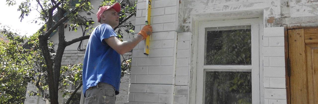 Утепление фасадов дома пенополистиролом своими руками 280